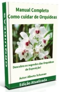 Livro Como Cuidar de Orquídeas